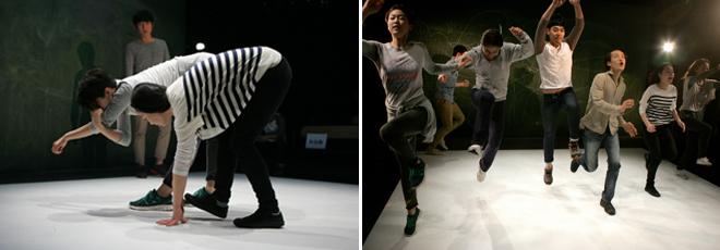 <본.다>(2014) 공연 모습