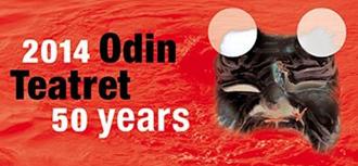 2014 오딘극단 50주년 기념포스터