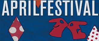 4월축제 2014 포스터
