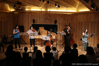 402nd House Concert(Baroque Company, June 27th Fri) In concert ⓒ The House Concert homepage