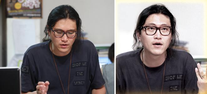 극작가,연출가 김재엽