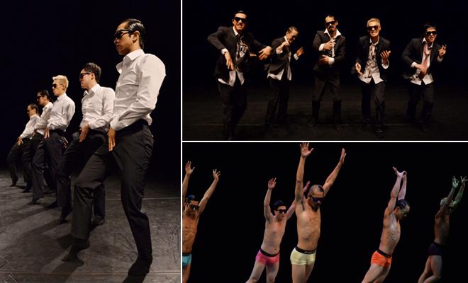 <Rhythm of Human> on stage