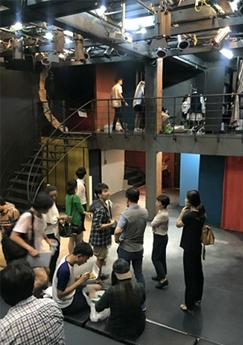 Tour @Thong Lor Art Space