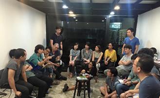 라운드 테이블 1. 한-태 양국의 컨템포러리 씨어터의 과거와 현재 / 예술의 사회적 역할과 기능 @데모크레이지 씨어터 스튜디오