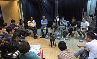 라운드 테이블 2. 아시아에 대한 아시아 내외의 시각 / 공동제작 및 협력 @통로아츠센터