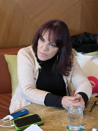 마르셀라 디에스 마르티네스 (Marcela Diez Martínez)