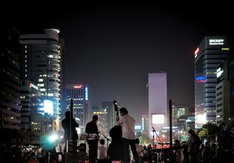 Fantasia @Gwanghwamun Square
