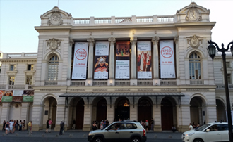 산티아고 시립 극장