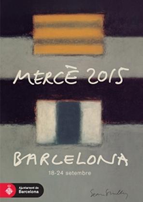 라 메르세 2015 포스터 ©La mercé