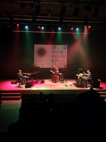 갈리시아 지방의 재즈 트리오 숨라(Sumrrá) ©KAMS