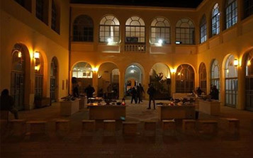 The Suzanne Dellal Centre for Dance and Theatre, venue of International Exposure ©Ahram GWAK