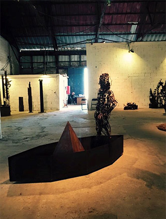 이스라엘 안무가협회의 창고극장 2(Warehouse 2) ©Ahram GWAK