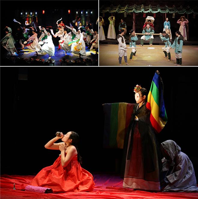 Romeo and Juliet © Mokhwa Repertory Company