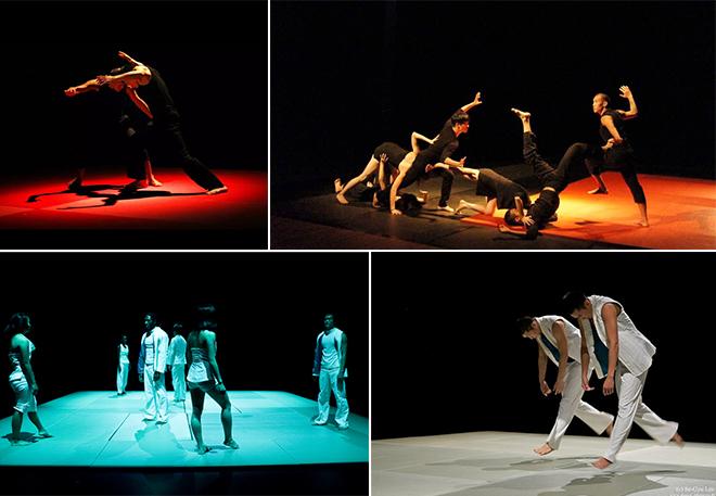 ▲ Judo © Bereishit Dance Company