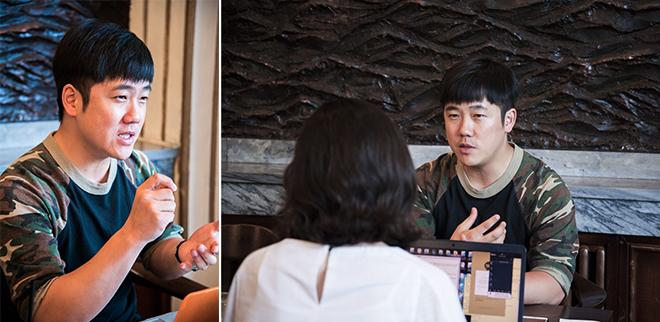 ▲ Director LEE, Jun-hak © LEE, Kang-hyeok