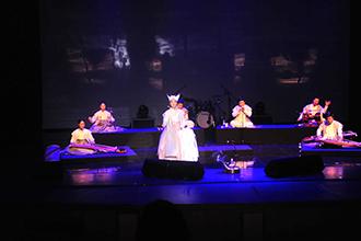 2014 에이팜, 바라지 공연모습