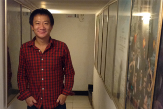 Shao Zehui, Chief Director of the Beijing Youth Theater Festival