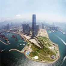 The West Kowloon Cultural District, (WKCD)
