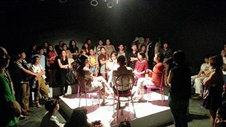 뉴 씨어터 쏘사이어티의 'In Her View : A Documentary Theatre'