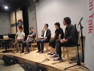 커넥션 사업 참가자들