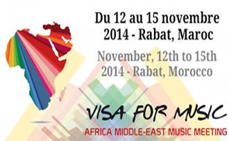 VISA FOR MUSIC poster