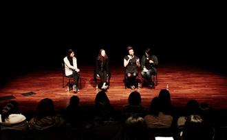 a rehearsed reading of Swallow  ⓒDoosan Art Center